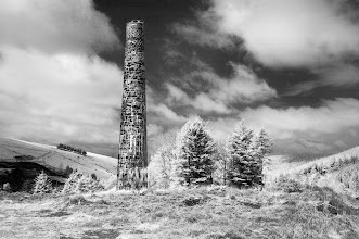 Photo: The Old Silver-mine, Mid-Wales, UK (Clive Haynes)