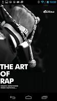 Screenshot of The Art of Rap