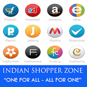 Indian Shopper's Zone all in 1