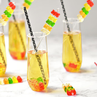 Gummy Bear Mocktail.