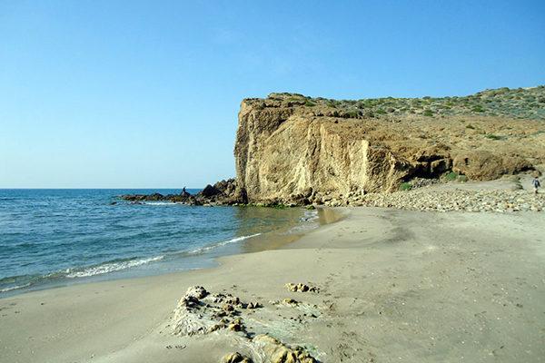 Parque Natural Cabo de Gata-Níjar, cala Peineta.