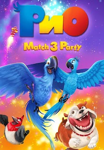 Rio: Match 3 Party Screenshot