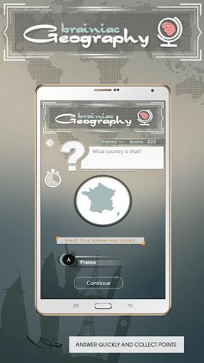 Geography Brainiac World Quiz Apk Download 9