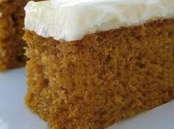 Family Favorite Pumpkin Bars