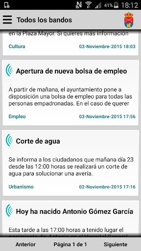 Bogarra Informa