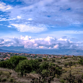 after the storm, mexico by Jim Knoch - Landscapes Cloud Formations