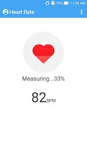 ASUS Heart Rate- screenshot thumbnail