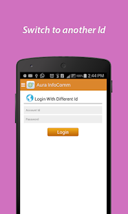Aura Infocomm Multi Recharge - náhled