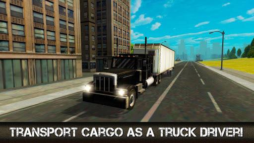 American Cargo Truck Simulator