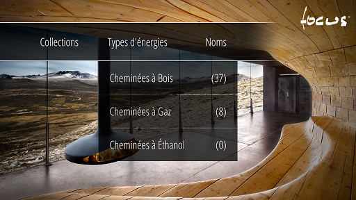 Focus Fireplaces 1.6.2 screenshots 1