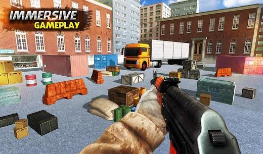 Army Counter Terrorist Attack Sniper Shoot Fire V2 5