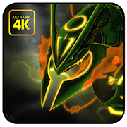 Wallpapers Rayquaza HD icon