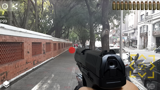 Pistol AR  gameplay | by HackJr.Pw 8