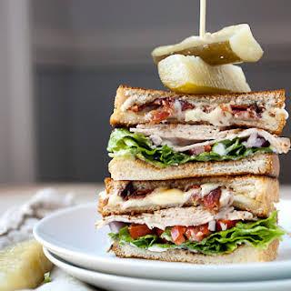 Cheese Club Sandwich Recipes.