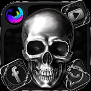 App Skull Devil Launcher Theme APK for Windows Phone
