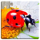 Insect Jigsaw Puzzles Game - For Kids & Adults 🐞 file APK Free for PC, smart TV Download