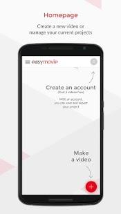EasyMovie - náhled