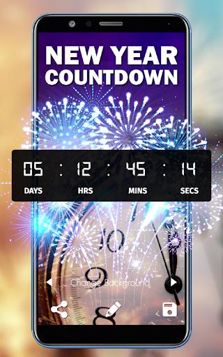New Year Countdown 2019 1.0 screenshots 4