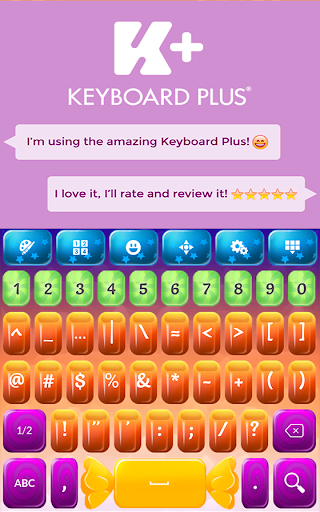 Keyboard Candy screenshot 7