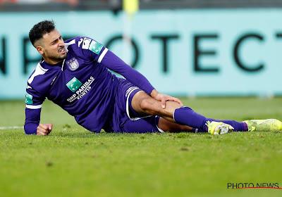 Deux retours importants à Anderlecht, mais Chadli et Roofe encore trop courts