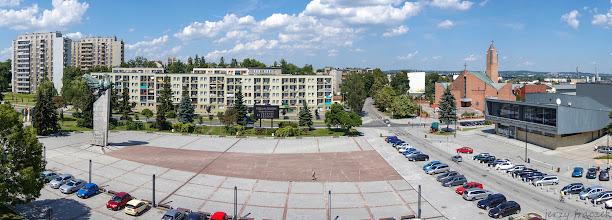 Photo: Plac Tysiąclecia