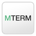 MTERM App icon