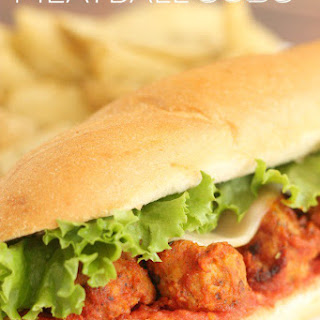 5 Ingredient Meatball Subs Recipe