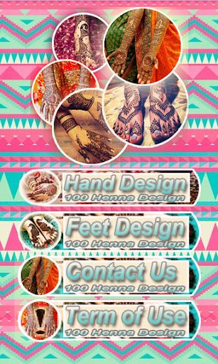玩生活App|ヘナ一時的な刺青のデザイン免費|APP試玩