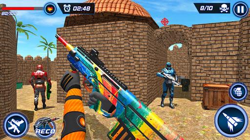 FPS Robot Shooter Strike: Anti-Terrorist Shooting apkpoly screenshots 14