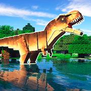 Jurassic Craft Dinosaurs MCPE 🦖
