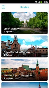 Warsaw Hostel Guide- screenshot thumbnail