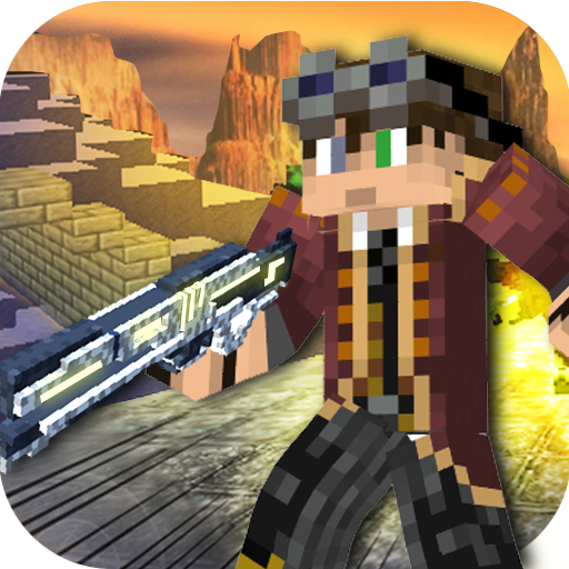 Block Survival War Games (game)