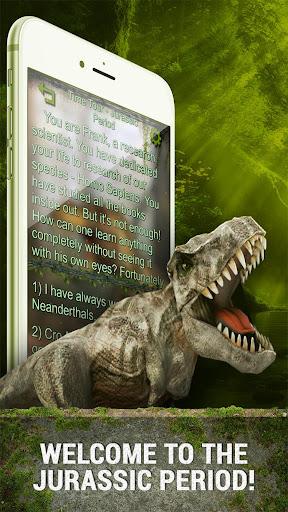 時間旅行-侏羅紀