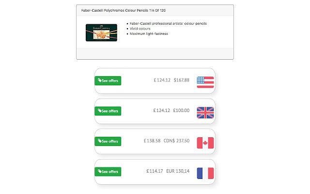 Amazon Price Compare - uDeelz