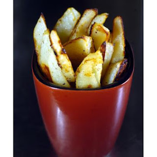 Oven Steak Fries.