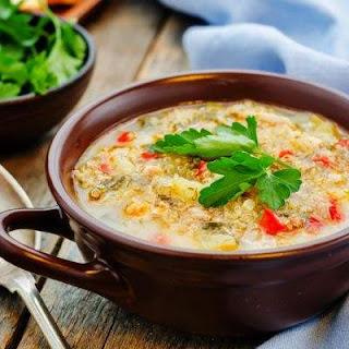 Copycat Garden Vegetable Soup.