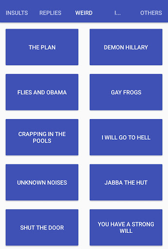 Alex Jones Soundboard 2.1 screenshots 1