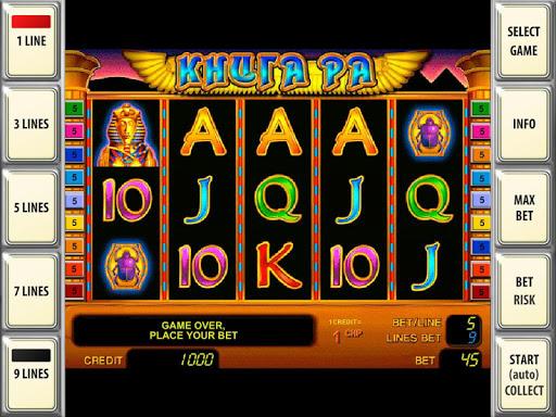 Автомат blackjack