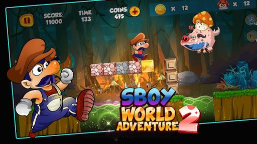 Sboy World Adventure 2 - New Adventures 2018 1.1.2 screenshots 6