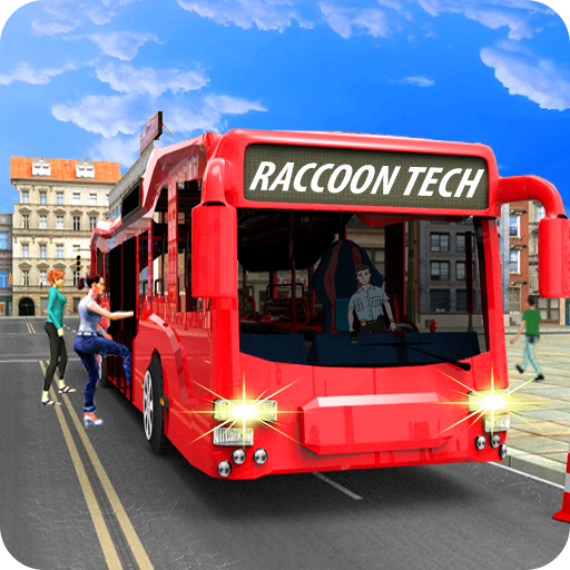 Drive Public Transport City Coach Bus Simulator 3D Android APK Download Free By Raccoon Tech