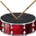 Real Drums Free icon