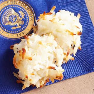 Mrs. Truman's Coconut Cookies.