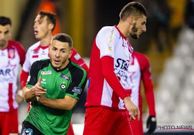 Un Mouscron courageux s'écroule en fin de match face au Cercle de Bruges