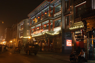 Photo: Day 189 -  Restaurant  in Hutang Area in Beijing #2