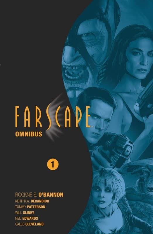 Farscape Omnibus Volume 1 (2018)