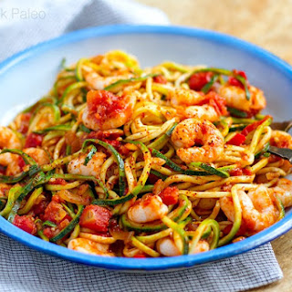 Prawns Zucchini Recipes