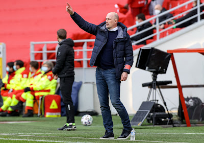 """Philippe Clement loue l'un de ses joueurs: """"Il a fait d'énormes progrès depuis un an et demi"""""""