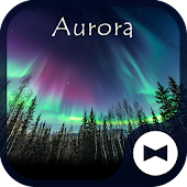 Beautiful Wallpaper AuroraTheme