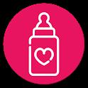 BabyAppy: formula feeding, sleep and diapers icon