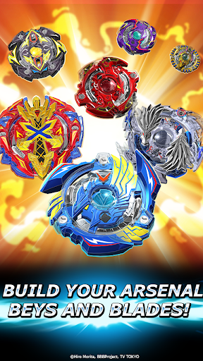 Beyblade Burst Rivals 1.3.1 {cheat|hack|gameplay|apk mod|resources generator} 4